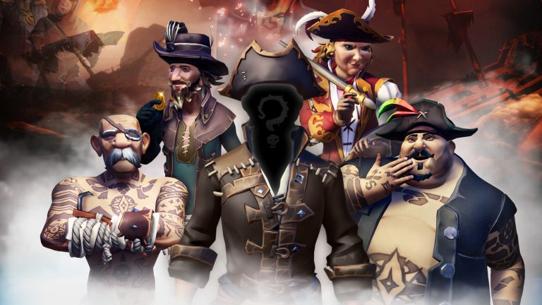Sea of Thieves France La légende de Port Nullepart
